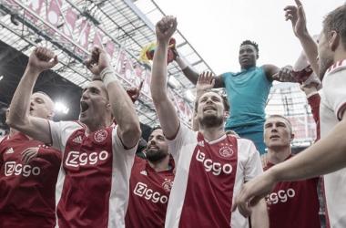 (Foto: Divulgação/Twitter/AFC Ajax)