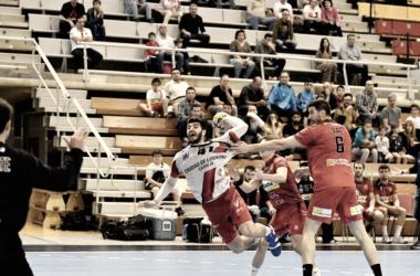Balonmano Logroño se acerca al segundo puesto