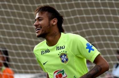 Preparations begin as Brazil face Panama