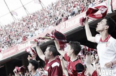 Vuelve el fútbol a Nervión
