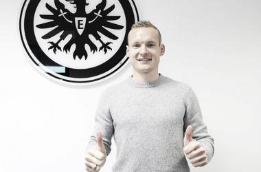 Eintracht Frankfurt anuncia retorno do volante Sebastian Rode até o fim da temporada