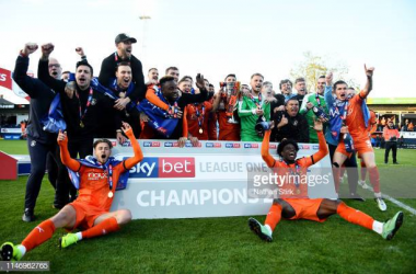 <div>Luton Town exceeded expectations to claim the title last season, whose turn will it be to claim it in May 2020?</div><div>(Photo by Nathan Stirk - Getty Images)</div>