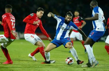 FC Porto garante três pontos nos Açores diante ao Santa Clara.