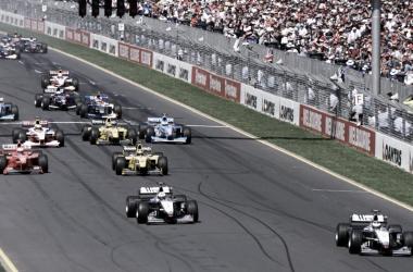 Querida Fórmula 1...