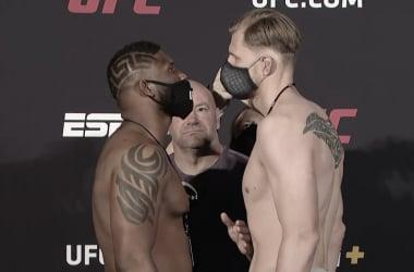 Blaydes y Volkov protagonizarán una pelea más que interesante (Foto: UFC)