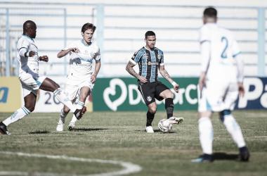 Em prévia das semifinais no Gauchão, Grêmio e Novo Hamburgo empatam