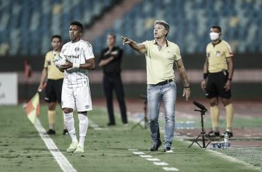 """Sem vencer no Brasileirão há seis jogos, Renato admite que Grêmio precisa melhorar: """"É óbvio"""""""
