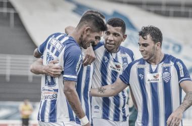 Com dois gols de Pedro Júnior, CSA vence Juventude e deixa zona de rebaixamento