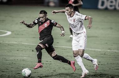 Gols e melhores momentos Atlético-GO x Athletico(2-2)