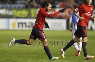 Miguel de las Cuevas regresa a Osasuna