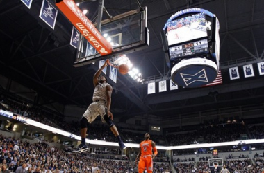 Photo courtesy of the Xavier Musketeers.