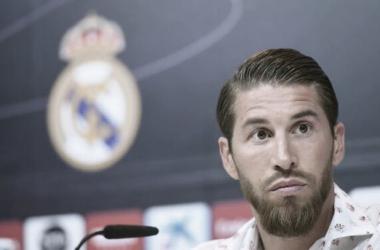 Ramos comparecerá ante la prensa tras su acto de despedida.
