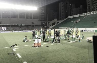 Vasco estraga estreia de Thiago Larghi no Goiás e segue vivo na Copa do Brasil