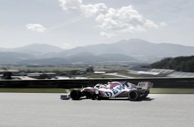 Verstappen lidera segundo treino livre no GP da Estíria, mas Racing Point também faz bonito