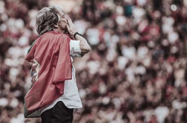 Jorge Jesus deixa comando do Flamengo com números invejáveis