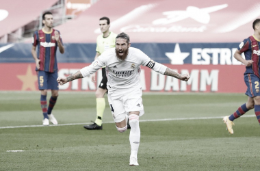 Decisivo no segundo tempo, Real Madrid surpreende Barcelona e vence El Clásico