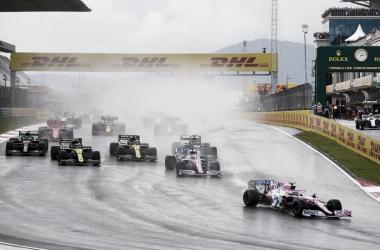GP da Turquia 2020 na Fórmula 1 AO VIVO