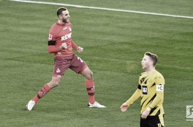 Colônia vence a primeira na Bundesliga e atrapalha Borussia Dortmund na briga pela liderança
