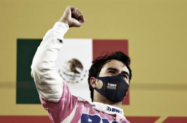 De forma brilhante, Sergio Pérez conquista sua primeira vitória na F1 no GP de Sakhir