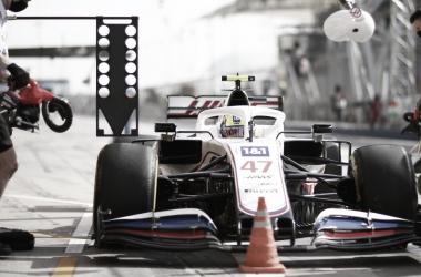 Foto: Divulgação / Haas F1 Team