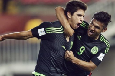 Resultado México sub 17 - Australia en Mundial Chile 2015 (0-0)
