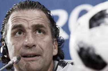 Juan Antonio Pizzi reconoció una mejora en su equipo | Foto: FIFA