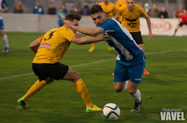 Borja Martínez se desvincula del Espanyol B