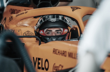 """Carlos Sainz está exigente com sua McLaren: """"Deixar pontos para trás não é uma opção"""""""