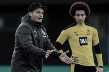 Borussia Dortmund vence Werder Bremen e volta ao G-4