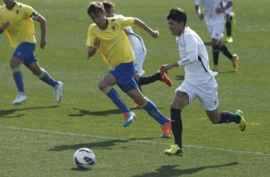Carlos Neva durante un partido. Foto: www.issports-agency.com