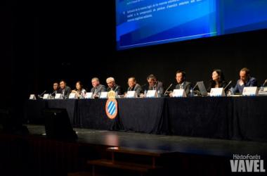 El 99,94% de accionistas del Espanyol aprobaron la ampliación de capital