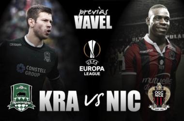 Previa Krasnodar - Niza: el sueño francés cambia de competición