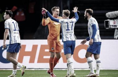 Foto: Twitter/ Hertha BSC