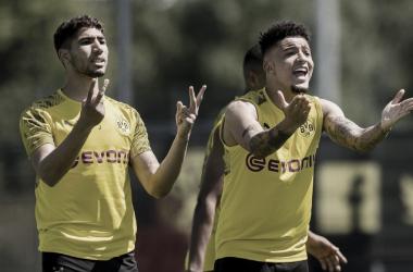 Desfalcados, Borussia Dortmund e Hertha Berlin se enfrentam no Signal-Iduna Park