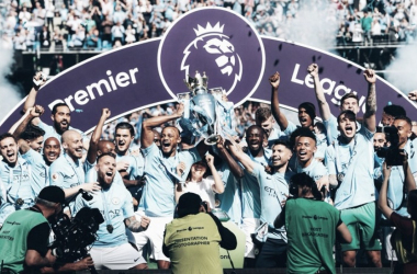 Manchester City tuvo su festejo | Foto: ManCity