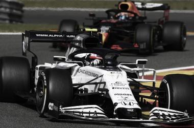 """Oitavo na Bélgica, Gasly lamenta safety car no começo da corrida: """"Custou uma potencial P5"""""""