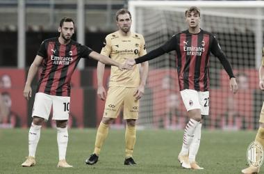 Com show de Çalhanoglu, Milan venceBodø/Glimt e avança na Europa League