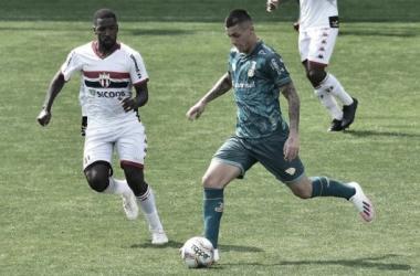 Juventude empata com Botafogo-SP no Sul e perde chance de entrar no G-4