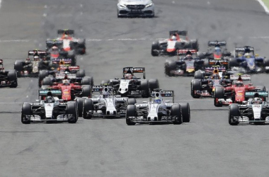 Based on an old airfield, Silverstone has produced many magical moments. (Image Credit: Frank Augustein, AP)