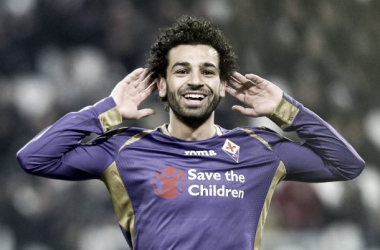 Mohamed Salah, conteso tra Fiorentina ed Inter