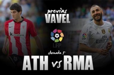Athletic Club - Real Madrid: dinámicas muy diferentes