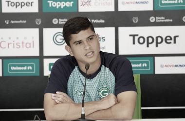Lateral do Goiás, Kevin é emprestado ao Grêmio