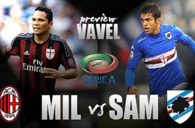 AC Milan - Sampdoria:Mihajlovic's reunion against former club