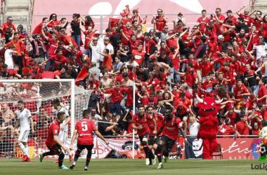 Puntuaciones RCD Mallorca 3-1 CD Mirandés: El Mallorca a un paso de volver Foto: LaLiga