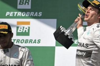 Rosberg champion à Abu Dhabi, si...