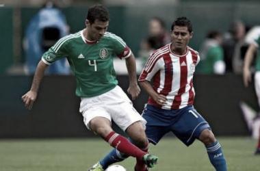 México enfrentará a Paraguay previo a su debut en Copa América