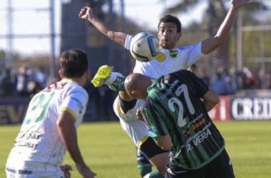 La victoria estuvo ausente en Florencio Varela