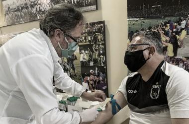 Volta Redonda realiza protocolo de combate contra coronavírus
