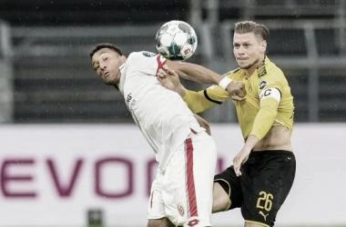 Desmotivado, Dortmund perde a cabeça e é derrotado pelo Mainz