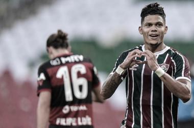Em alta no Fluminense, Evanilson recebe proposta do Crystal Palace